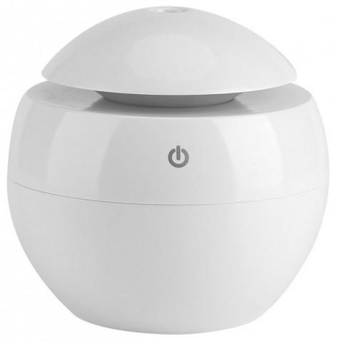 Aroma difuzér Y01 130ml bílý - ultrazvukový, USB HUTERMANN