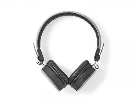 Slúchadlá Bluetooth NEDIS FSHP250GY
