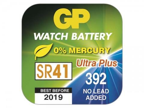 Batéria 392F GP do hodiniek