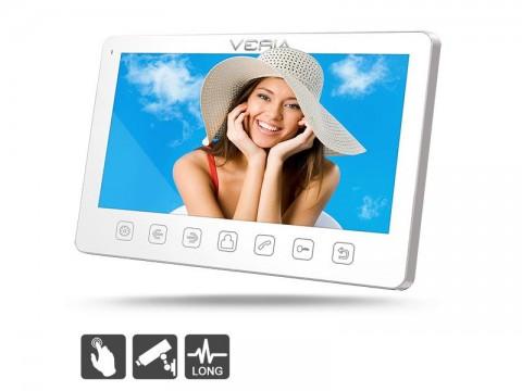 Videotelefon VERIA 7070B bílý + VERIA 229