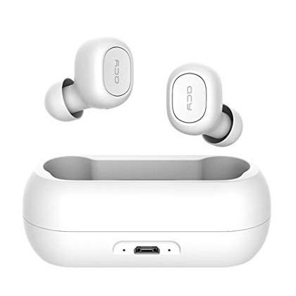 Slúchadlá Bluetooth QCY T1 WHITE