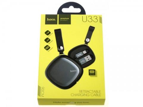 Kábel HOCO U33 USB-C