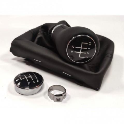 Radiaca páka s manžetou AUDI A6 2004 - 2012 5st