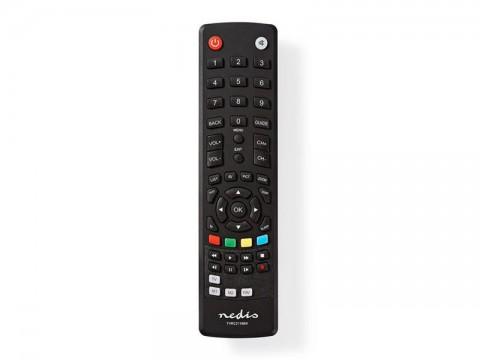 Diaľkový ovládač NEDIS TVRC2110BK