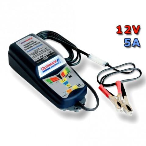 Nabíjačka akumulátorov TECMATE OPTIMATE 6, 12V - 5A