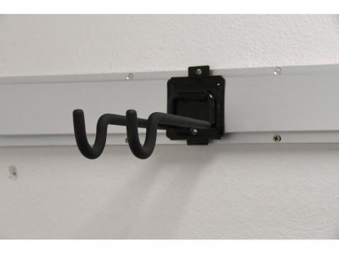 Závesný systém FAST TRACK Double hook 2x26cm COMPASS