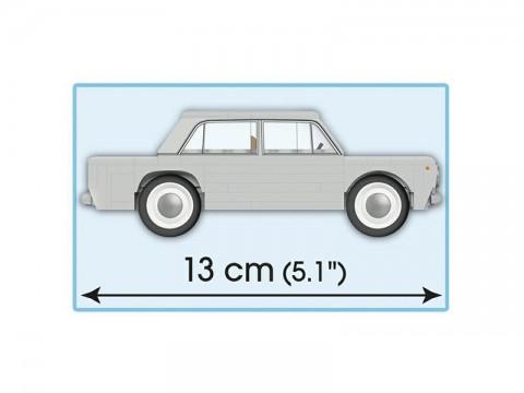 Stavebnica COBI 24521 Youngtimer Fiat 124 Berlina 1200