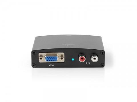 Prevodník HDMI - VGA NEDIS VCON3450AT