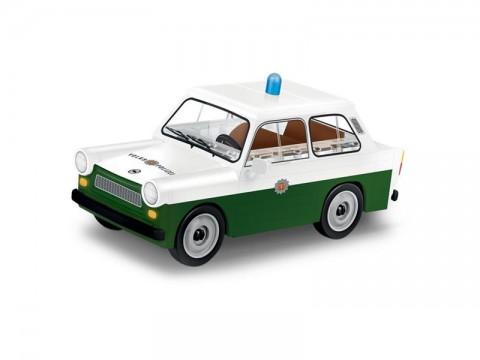 Stavebnica COBI 24520 Youngtimer Trabant 601 Polizei DDR