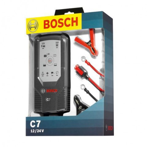 Nabíjačka akumulátorov BOSCH 018999907M C7 12 / 24V 7A