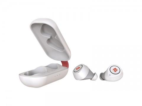 Slúchadlá Bluetooth BUXTON REI-TW 050 WHITE