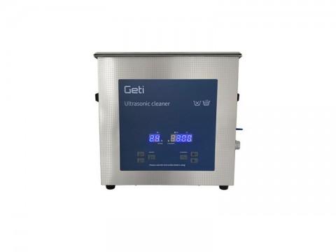 Ultrazvuková čistička Geti GUC 10B 10L nerez