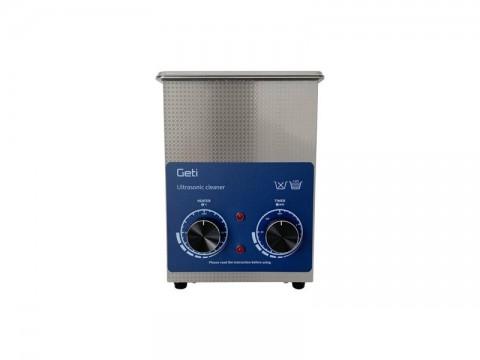 Ultrazvuková čistička Geti GUC 02A 2L nerez