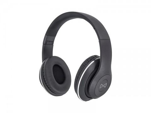 Slúchadlá Bluetooth FOREVER BHS-300 BLACK
