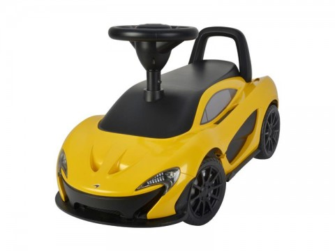 Odrážadlo McLaren P1 BUDDY TOYS BPC 5143 žlté