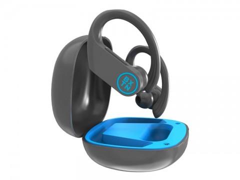 Slúchadlá Bluetooth BUXTON REI-TW 300 DARK GREY IPX7 TW SL.
