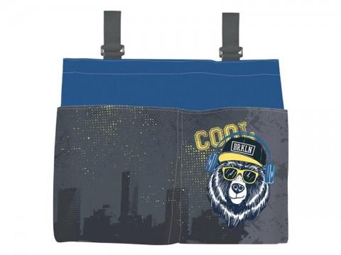 Vreckár školský Cool Bear STIL
