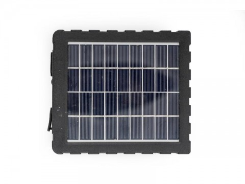 OXE SOLAR CHARGER - solární panel s vestavěným akumulátorem LiIon 3000 mAh