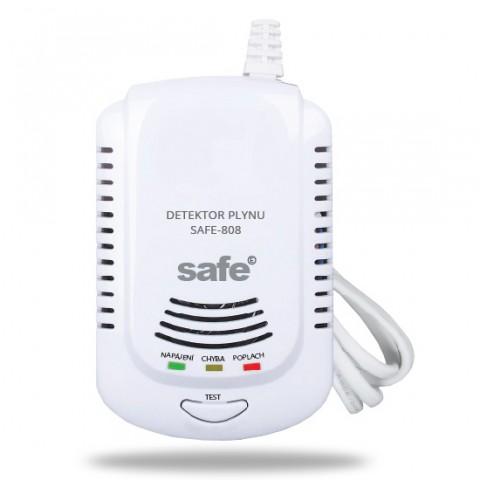 Detektor horľavých plynov SAFE 808