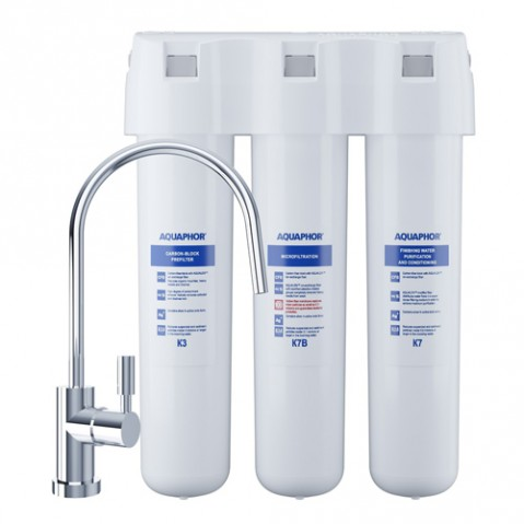 Filter AQUAPHOR CRISTALL ECO na vodovod
