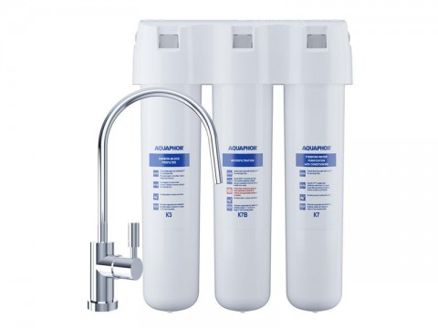Filter AQUAPHOR CRISTALL na vodovod