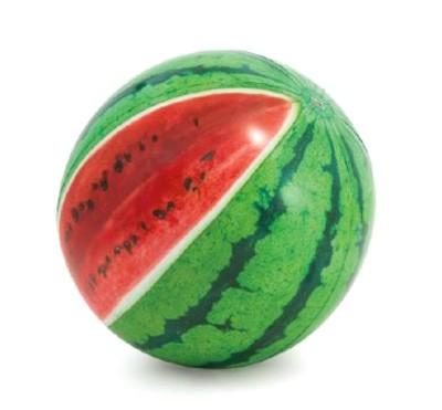 Lopta nafukovacia TEDDIES melón 107 cm