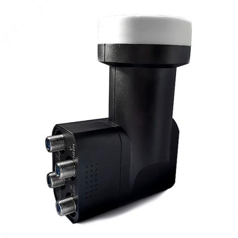 Satelitní konvertor GT-SAT GT-QT40M Quattro LNB s filtrom 4G LTE