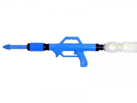 Pištoľ vodné 4L na pet fľašu
