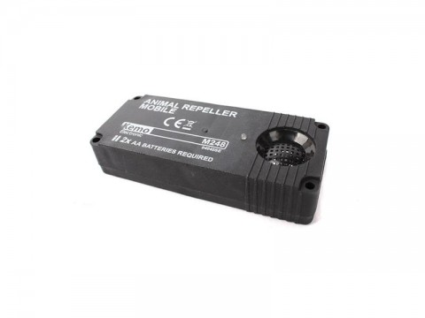 Odpudzovač hlodavcov KEMO M248 na batérie