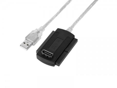 Redukcia USB na IDE 2,5