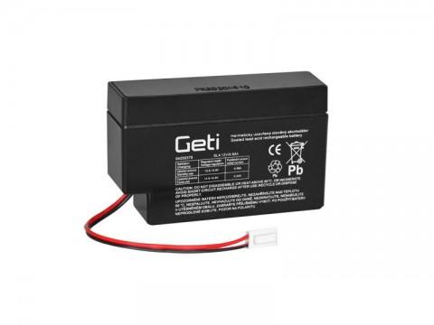 Batérie olovená 12V  0.8Ah Geti