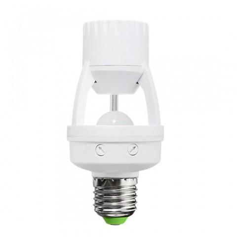 Snímač pohybu PIR SOLIGHT WPIR06 pre žiarovku E27