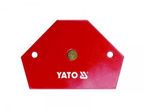 Magnetický uholník na zváranie YATO YT-0866 11,5kg