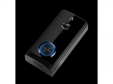 Smart videotelefón IMMAX NEO WiFi Black 07714L