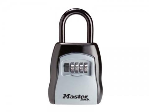 Schránka bezpečnostná MASTER LOCK 5400EURD s okom