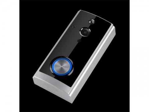 Smart videotelefón IMMAX NEO WiFi Silver 07705L