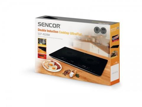 Varič indukčný SENCOR SCP 4501BK