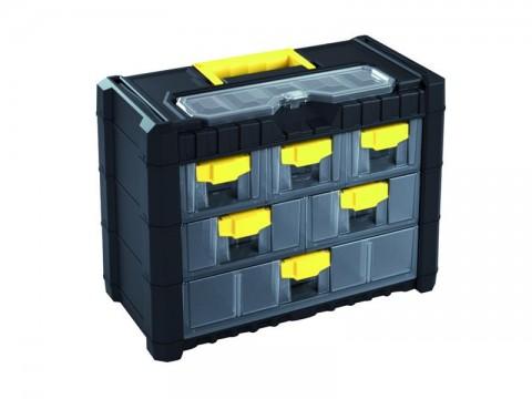 Organizér prenosný/závesný 7 priehradiek Prosperplast NS301