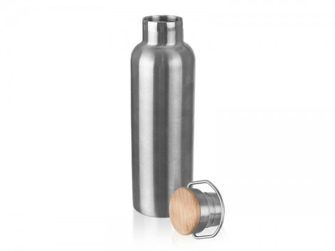 Termofľaša ORION nerez/bambus 0,8l
