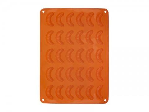 Forma ORION Rožtek silikón oranžová