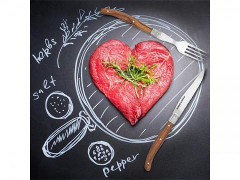 Súprava príborov ORION steakové 2ks