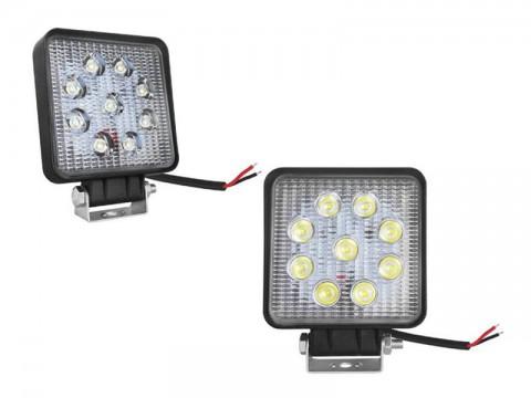 Svetlo na pracovné stroje LED LTC LXLA201 9/60V 27W