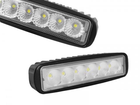 Svetlo na pracovné stroje LED LTC LXLA200 9/60V 18W