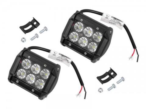 Svetlo na pracovné stroje LED LTC LXLA210 10/30V 18W