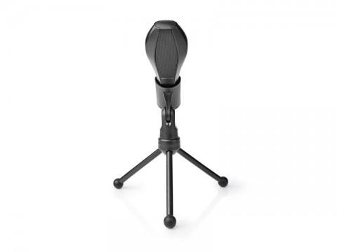 Mikrofón NEDIS MICTU100BK so stojanom