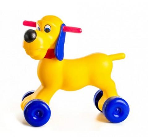 Odrážadlo TEDDIES Pes 26 cm