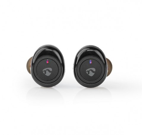 Slúchadlá Bluetooth NEDIS HPBT1050BK