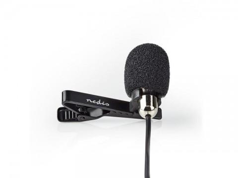 Mikrofón drôtový NEDIS MICCJ105BK