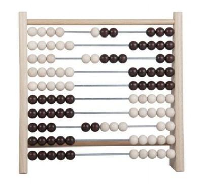 Počítadlo guľôčkové DETOA drevené/kovové