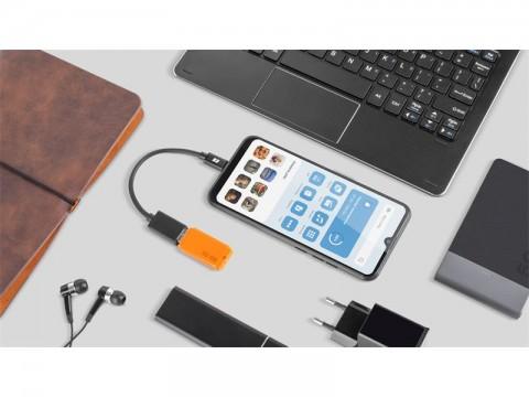 Adaptér REBEL USB C - USB A